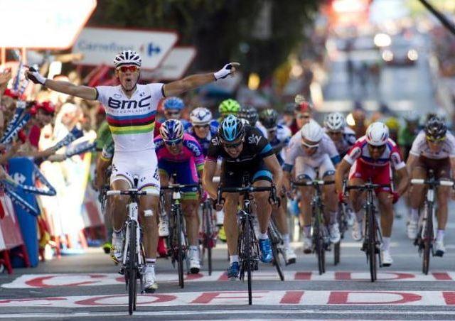 Vuelta'13 E12 Maella – Tarragona