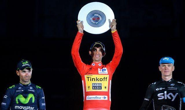 Vuelta'14 E21- Santiago de Compostela (ITT)