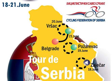 Trka kroz Srbiju 2015