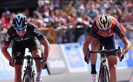 Giro'17 retrospektiva 16-18 etape