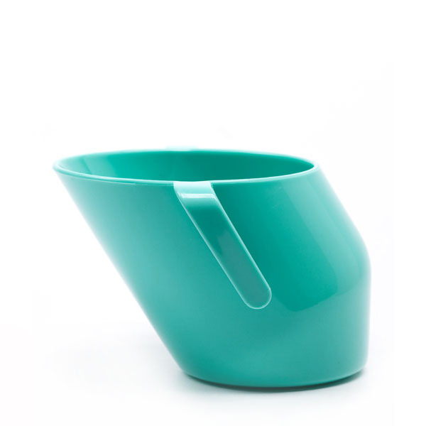 Doidy Cup uniquely slanted training cup for infants