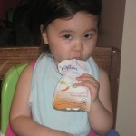 Baby Food as a Toddler Snack?
