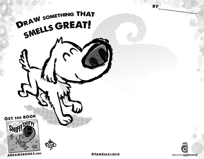 Sniff Sniff By Ryan Sias Children S Picture Book And