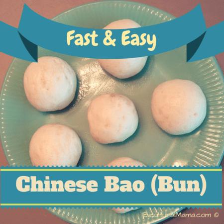 Chinese Bao (Bun)