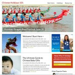 ChineseHolidays101.com Provides a One-Stop Chinese Cultural Resource for Families