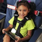Kids Fly Safe CARES Airplane Safety Harness Provides Alternative to Car Seats