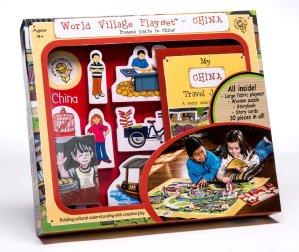 World Village Playset - China [Image: Amazon]