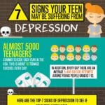 7 Signs of Depression in Teens