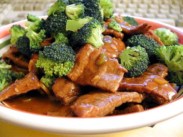Beef with Broccoli Wikimedia Commons