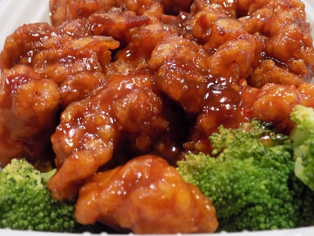 General Tso's Chicken Chinese Foods