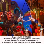 Cirque du Soleil Paramour on Broadway an Acrobatic Musical Worth Seeing #ParamourBway
