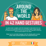 42 Hand Gestures from Around the World