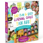 100 Fun & Easy Learning Games for Kids Book Review #ReadYourWorld