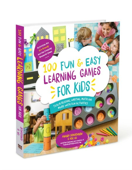 100 Learning Games for-Kids-Book-Cover