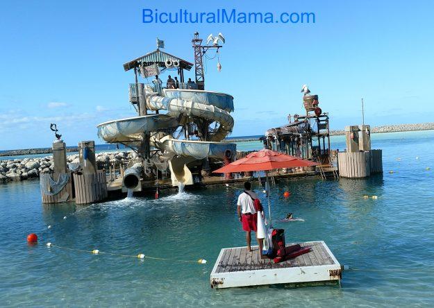 BM Disney Cruise Castaway Cay Slide
