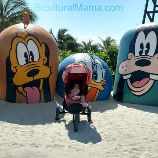 Disney Cruise Guide for Infants and Toddlers #DisneySMMC