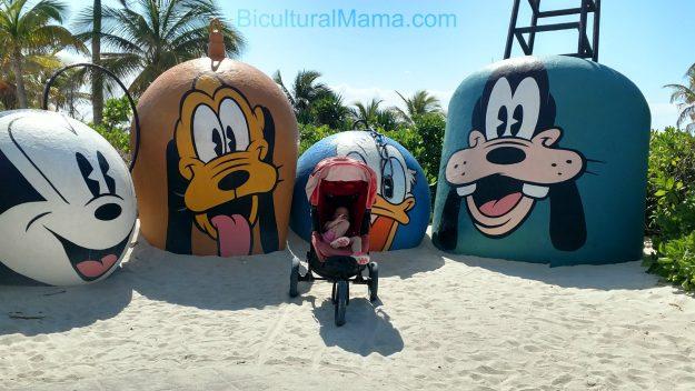 BM Disney Cruise Castaway Cay Stroller
