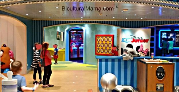 BM Disney Cruise Oceaneer Club
