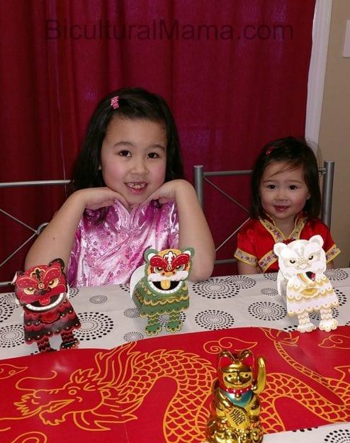 Panda Express Dragon Crafts