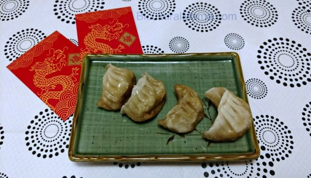 Panda Express Dumplings