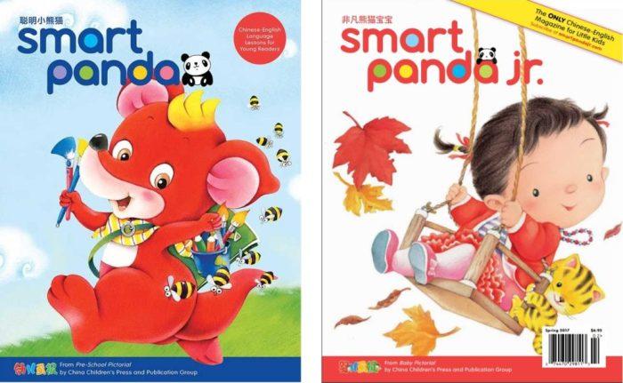 Smart Panda Cover