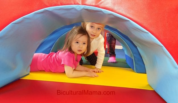#DisneyKids Preschool Playdate Bicultural Mama The Little Gym