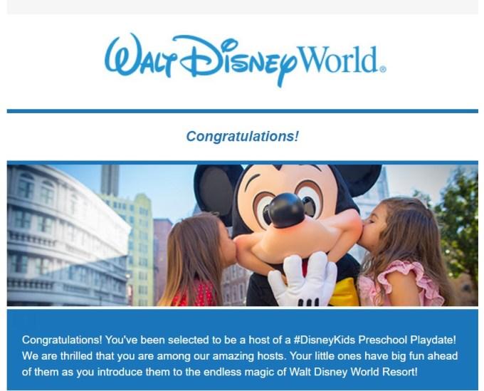 #DisneyKids Host