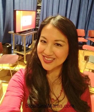 Dr. Oz Show Bicultural Mama