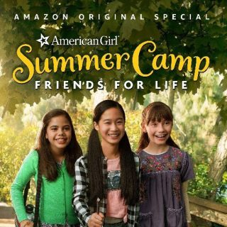 American Girl Special Stars New Korean American Character on Amazon Prime