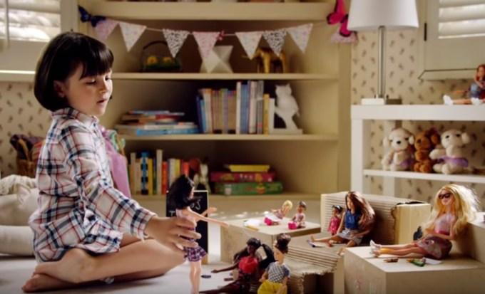 Barbie New Brand Strategy