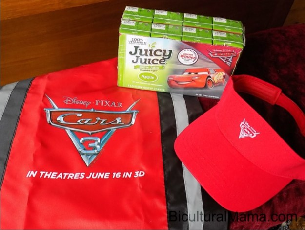 Cars 3 Juicy Juice