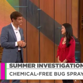 Dr. Oz Show Talks Bug Sprays: My Guest Appearance | Bicultural Mama