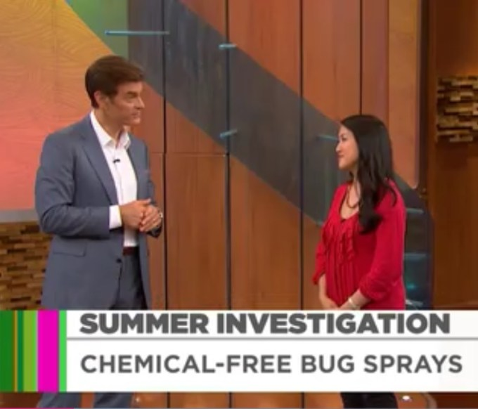 Dr. Oz Bug Sprays Bicultural Mama