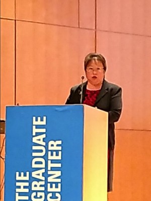 Daphne Kwok, AARP Vice President, Multicultural Leadership, AAPI Audience (© Bicultural Mama)