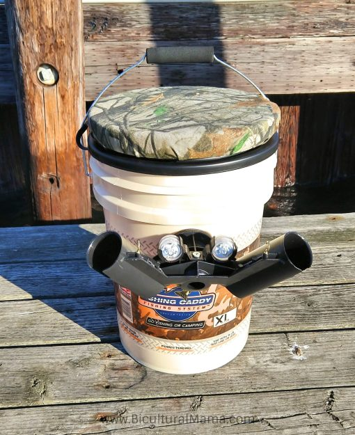 Fishing Caddy front