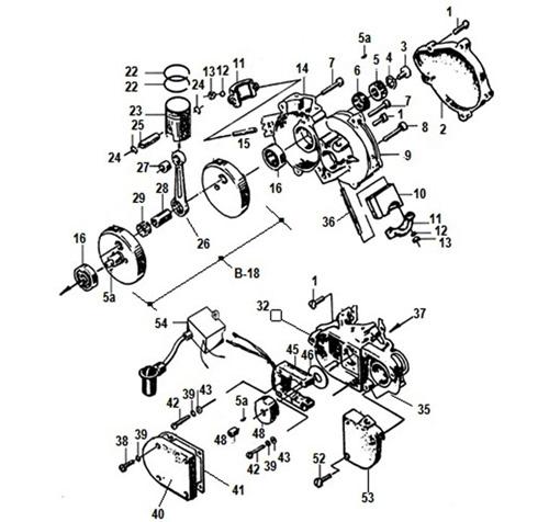 stroke dirt bike wiring diagram
