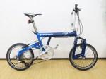 bianchi ビアンキ FRETTA フレッタ 折り畳み 自転車