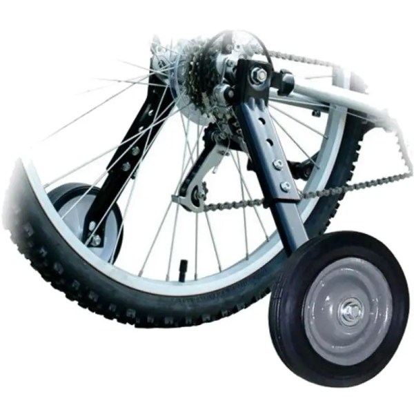 Sunlite Hd Adjustable Training Wheels 20-26