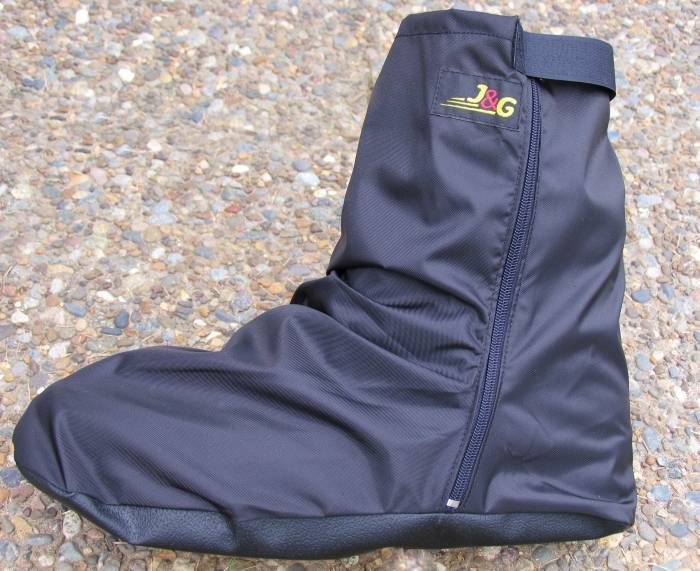 Rain Bootie Shoe Cover from People Who Really Know Rain