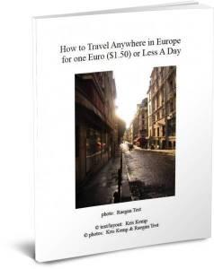 Travel Europe cheap