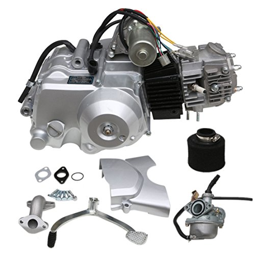 jcmoto lifan 125cc engine 4 stroke motor for honda xr50