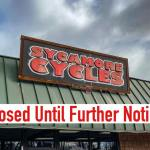 For one North Carolina bike shop, it was time to voluntarily close