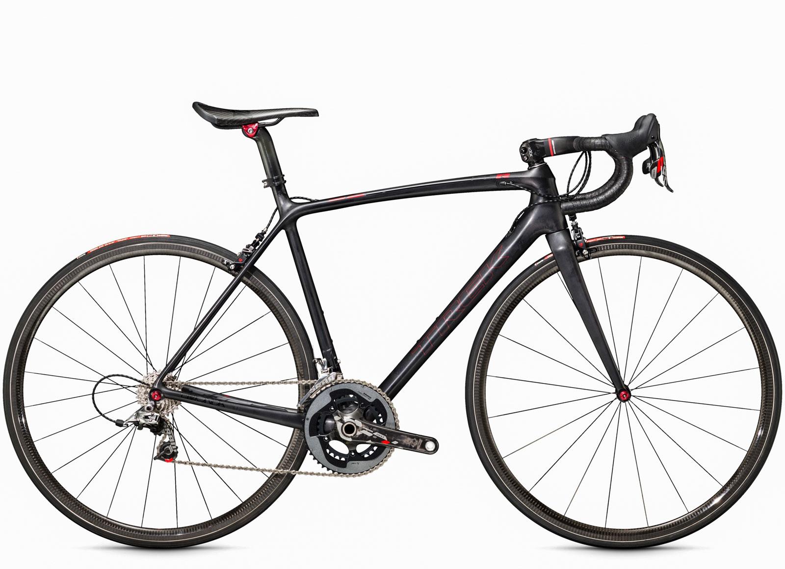 Trek unveils superlight road frame and bike, the Émonda