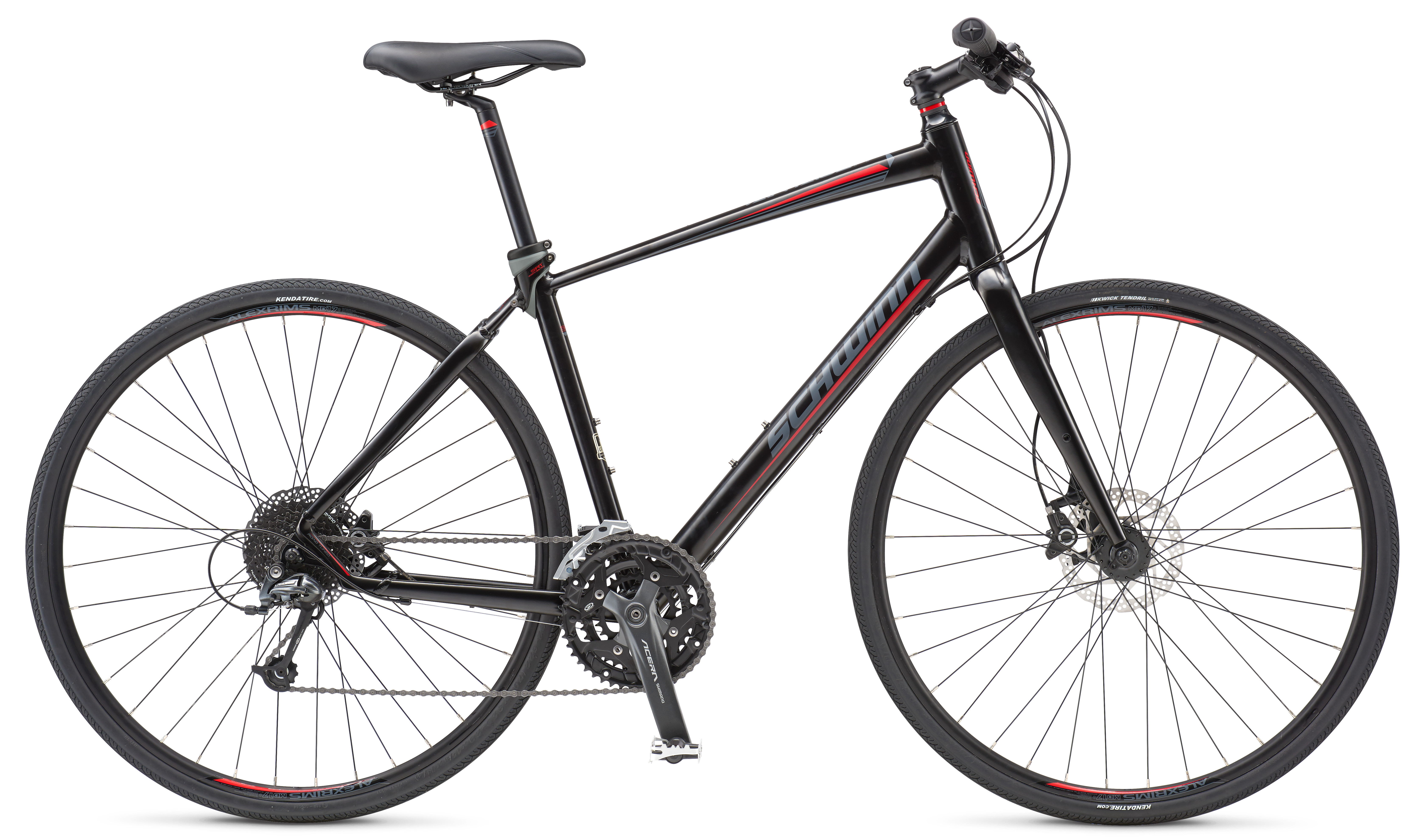 Schwinn launches fitness bike with rear suspension system