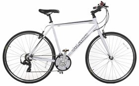 Vilano Performance 700C-21 Speed Shimano Hybrid Flat Bar Commuter Road Bike