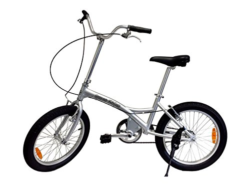 Glide Bikes Super Glider Adult Folding Balance Bike (20-Inch)