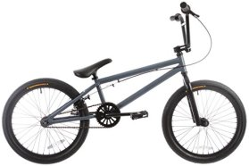 Framed Forge Blank BMX Bike Grey 20″