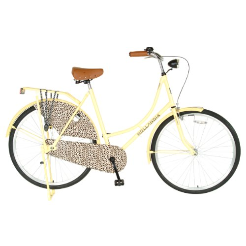 Hollandia City Leapord 28 Bicycle (Ivory, 28-Inch)