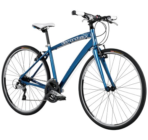 Diamondback Bicycles 2014 Clarity 2 Women's Performance Hybrid Bike with 700c Wheels