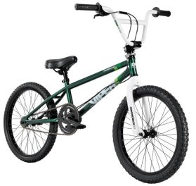 Diamondback Bicycles 2014 Viper X BMX Bike (20-Inch Wheels), One Size, Green
